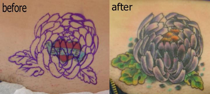 tattoos Tattoos hibiscus