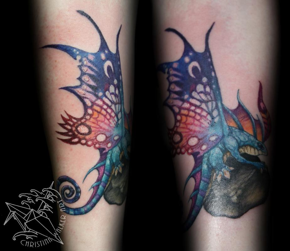 tattoos fairy dragonfly pictures to pin on pinterest tattooskid. Black Bedroom Furniture Sets. Home Design Ideas