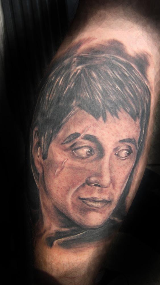 rap tattoos. Trina and rapper tattoo.