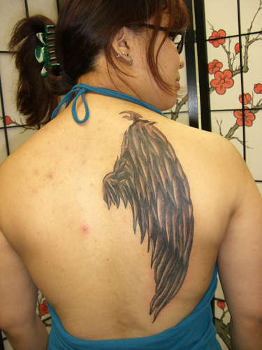 Looking for unique Fine Line tattoos Tattoos Wing