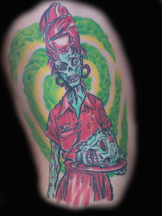 Tattoo Zombies