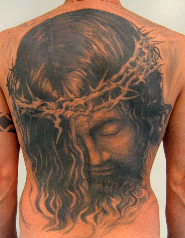 Jason Thomas Black Diamond Tattoo