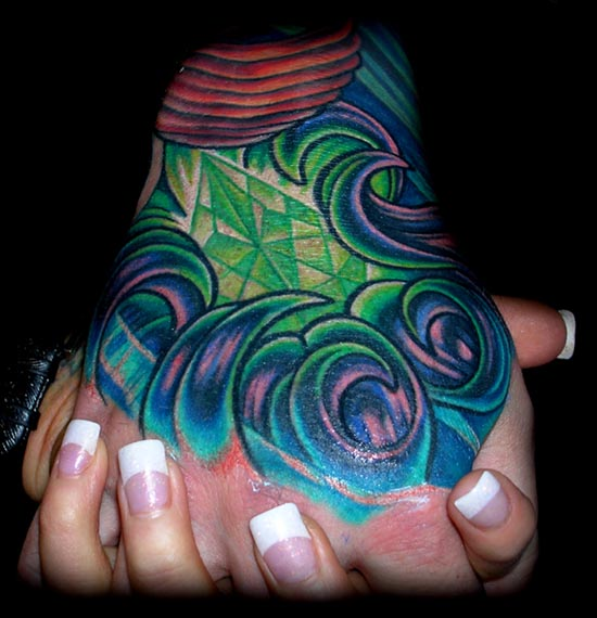 Mike Cole Tattoo