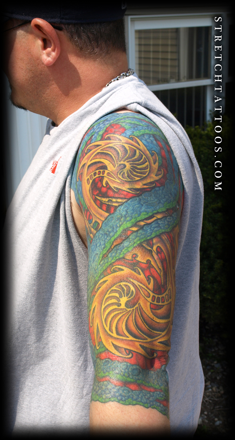 34 Sleeve Bio Cover Up