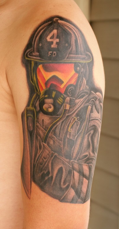 Fire Department Links. Connecticut Fire Academy · Firefighter Tattoos