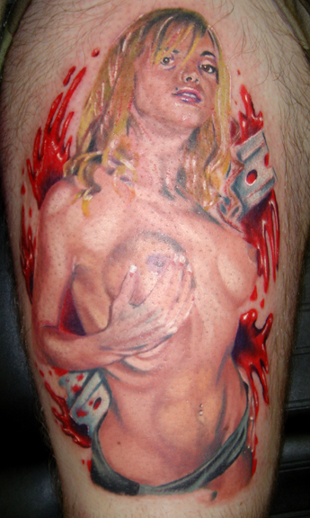 Looking for unique Tattoos? porn star. click to view large image