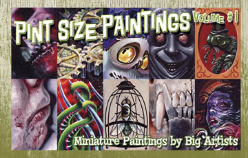 pint sized paintings