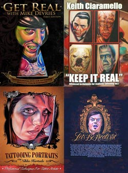 realism tattooing education combo pack