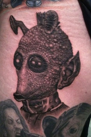 Tattoo Inspiration – Worlds Best Tattoos: Star Wars Tattoo