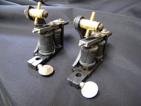 linder and shader tattoo machines