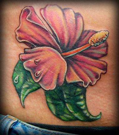 15 Fashionable Hibiscus Tattoo Designs Styles At Life
