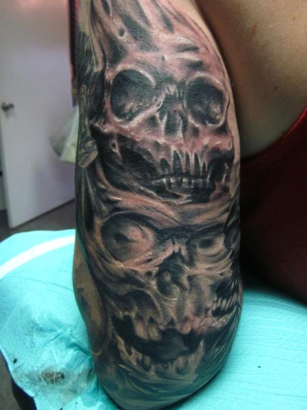 tiki town tattoo tattoo design bild