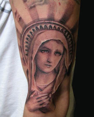Mama+mary+tattoo+pictures