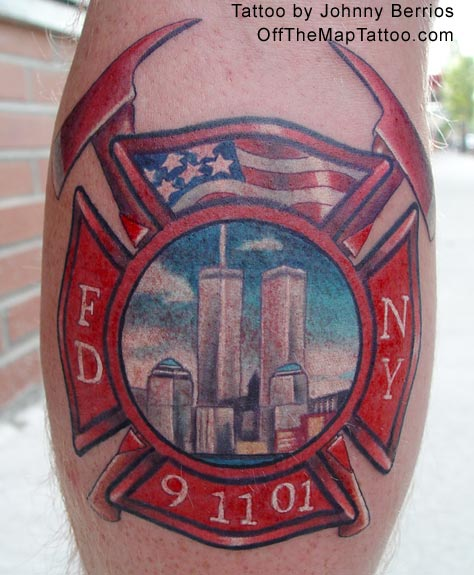 Firefighter Tattoos But, if you knew her, you'd understand. firemen