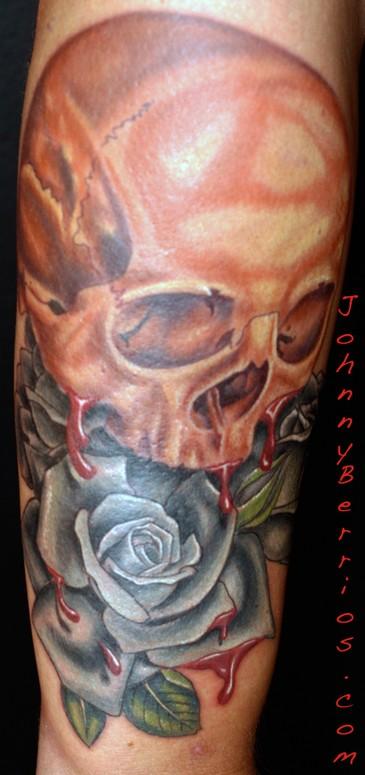 skull sleeve tattoos. Skull Tattoos,