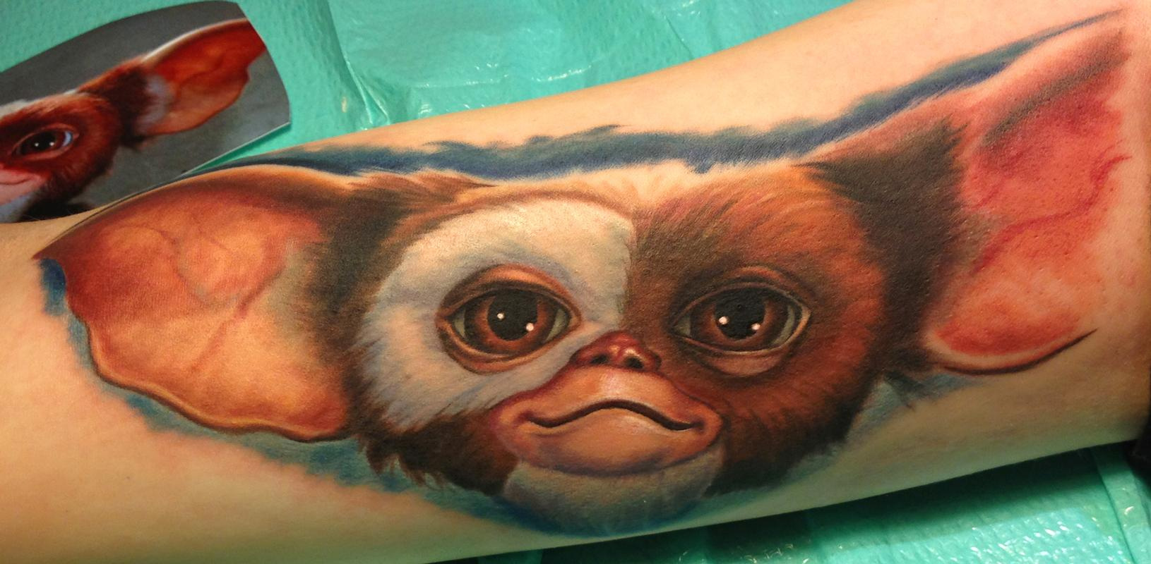 Gremlins Tattoo Gizmo From Gremlins Tattoo